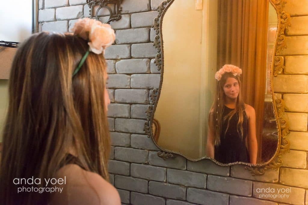 Bat Mitzvah Photographer in Israel Tel Aviv ANDA YOEL