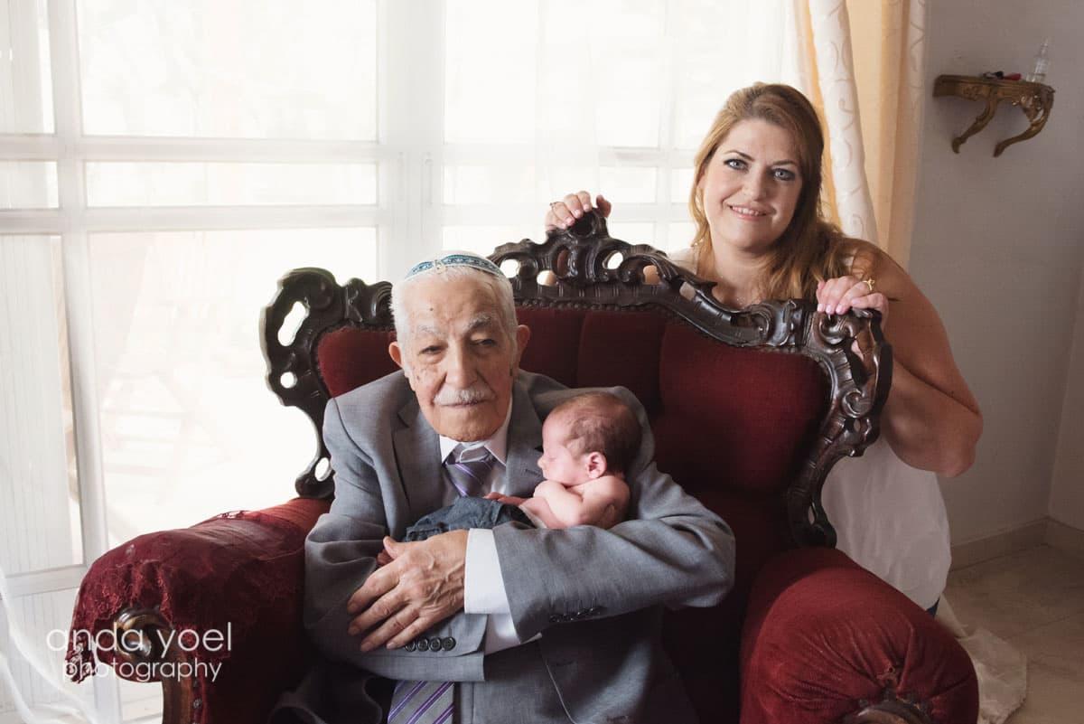 צילומי דורות צילומי משפחה מורחבת