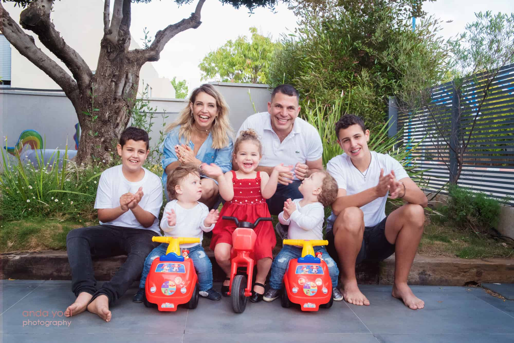 Family session in Israel (at home)- Anda Yoel